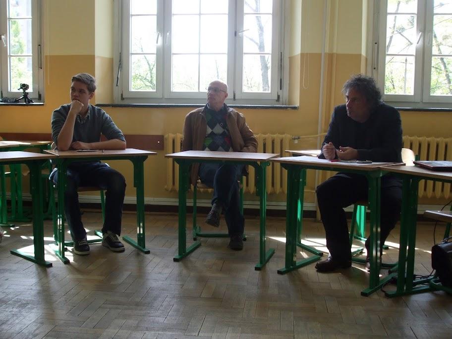Godziny wychowawcze - przygotowanie Konferencji z GCPU - Dynamiczna Tożsamość 08-05-2012 - 6.JPG