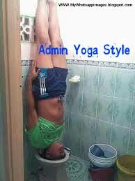 Admin Yoga Style