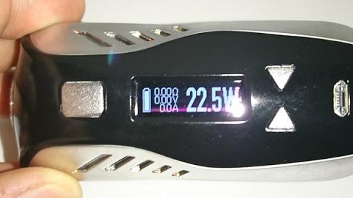 DSC 2203 thumb%25255B1%25255D - 【MOD】「HCIGAR VT250 TC Mod with DNA250基盤」レビュー。Evolvの最新基盤を搭載したハイワッテージMOD!【DNA250/電子タバコ】