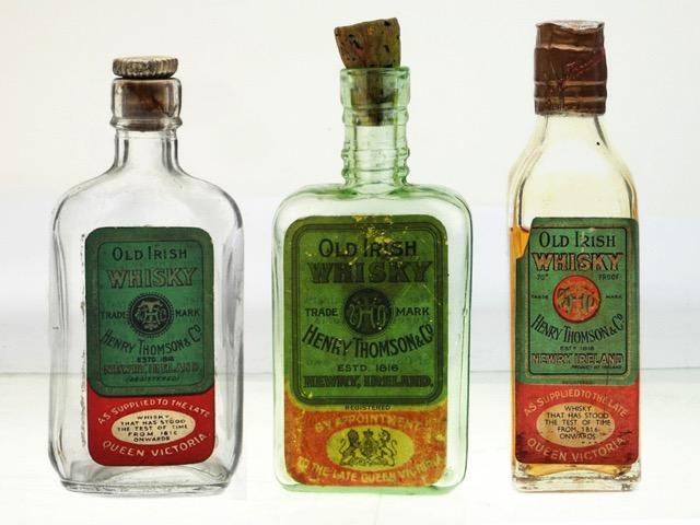 Henry Thomson Bottles
