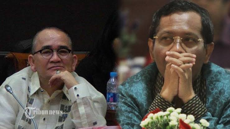Mahfud Doakan Tito Capres 2024, Ruhut: Biasanya Dia yang Mau jadi Capres tapi Orang Lain Disebut