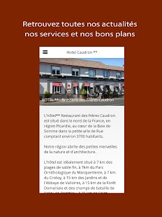 Hotel Caudron- screenshot thumbnail