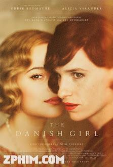Cô Gái Đan Mạch - The Danish Girl (2015) Poster