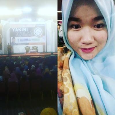 Seminar yakini Halal
