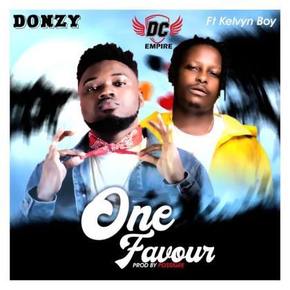 Donzy – One Favour Feat. Kelvyn Boy - BrytGh.Com