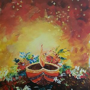 दिवाली विशेष कविताएँ–दिए जलाने की है वेला