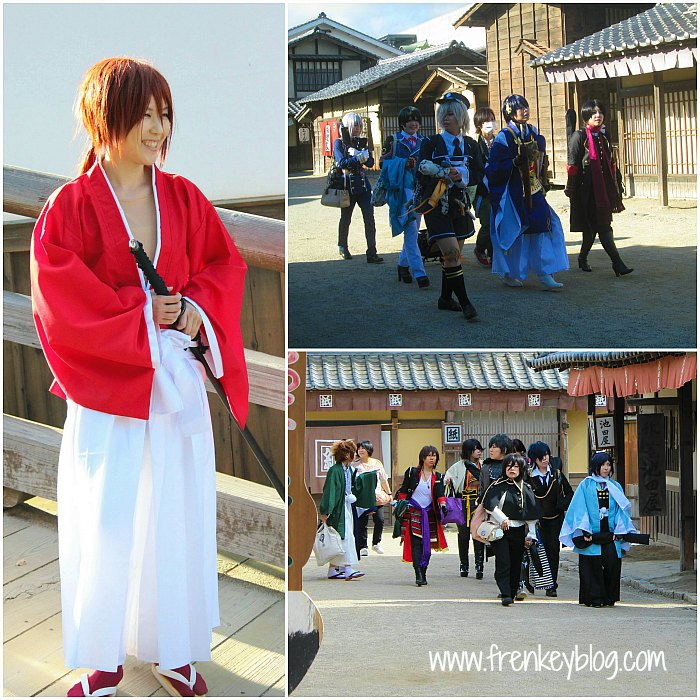 Cosplay Rurouni Kenshin, tebak cowo atau cewe?