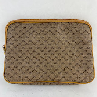 Gucci Vintage Pouch