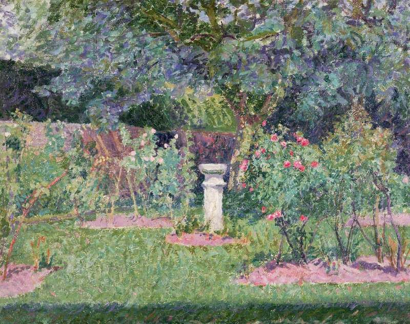 Spencer Gore - Garden at Hertingfordbury