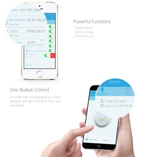 {focus_keyword} Ổ cắm Broadlink sản phẩm mini tắt mở qua điện thoại BroadLink 252520SP 252520Mini 252520Hometech 2525203