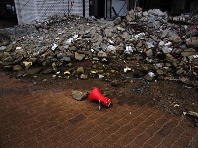 2011年3月 東日本大地震 南三陸町2012年撮影