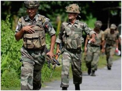 उत्तरी सिक्किम के नाकु ला सेक्टर में भारत और चीन के सैनिकों के बीच झड़प, दोनों तरफ के सैनिक घायल