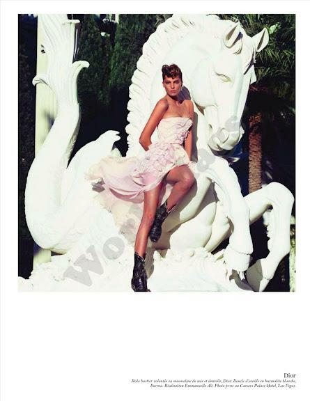 Vogue Paris - Collections SS 2012