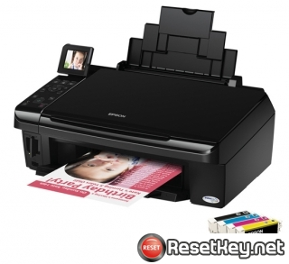 WIC Reset Utility for Epson SX415 Waste Ink Counter Reset
