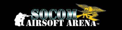 Socom Airsoft Arena, Inc Logo