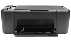 The way to download HP Deskjet F4480 inkjet printer driver