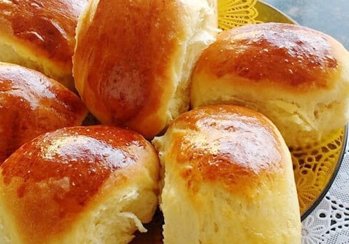 Pão Caseiro Docinho