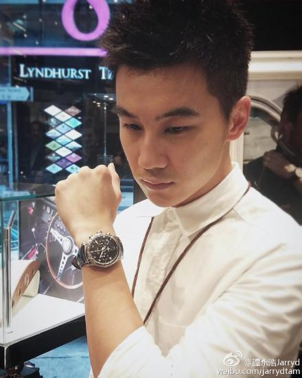 Jarryd Tam Wing Ho / Tan Yonghao Australia Actor