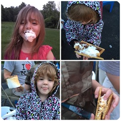 First S'Mores
