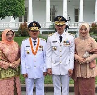 zumi zola gubernur jambi paling keren se indonesia