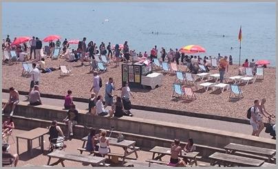 Brighton by Day