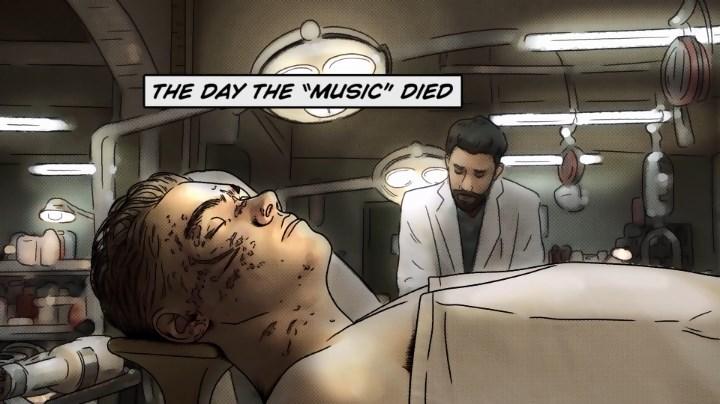 Crítica y resumen de iZombie 1x12 comic dibujo