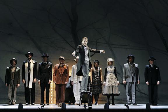 Noviembre Compañía de Teatro en Noche de Reyes de William Shakespeare