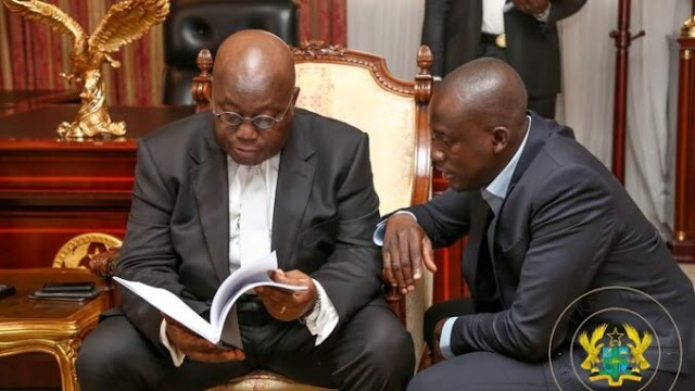 Names of Akufo-Addo's 46 Ministers DROP