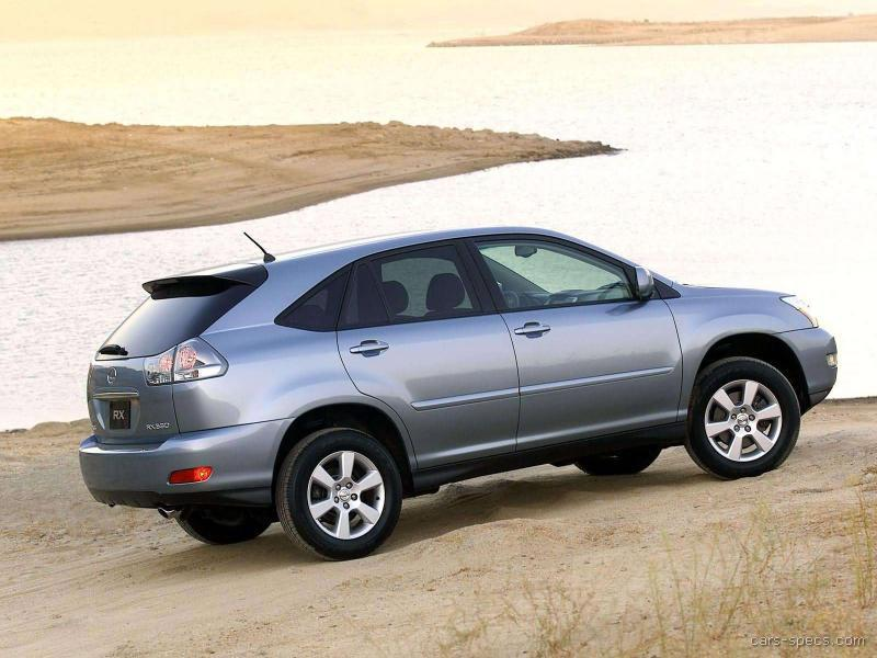2005 lexus rx 330 suv specifications pictures prices. Black Bedroom Furniture Sets. Home Design Ideas