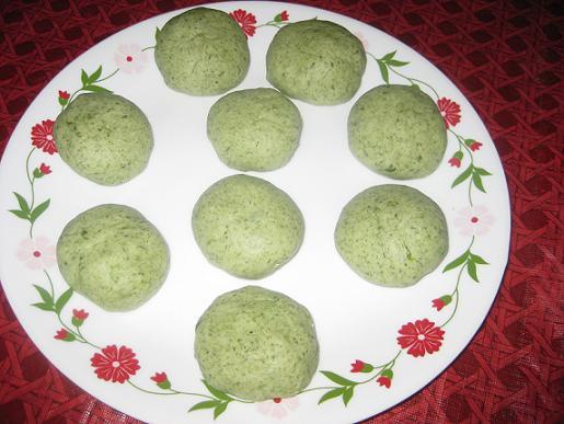 kachori balls
