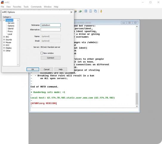 برنامج الشات والدردشة mIRC كامل v7.4.5 أحدث إصدار