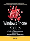 Windows Phone Recipes, 2nd Edition