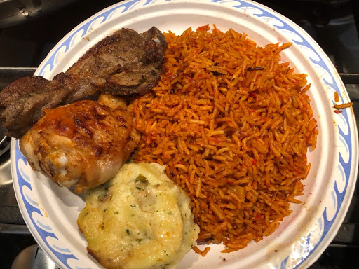 Jollof is bae