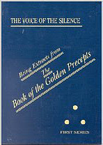 Cover of Aleister Crowley's Book Liber 071 The Voice of the Silence The Two Paths The Seven Portals