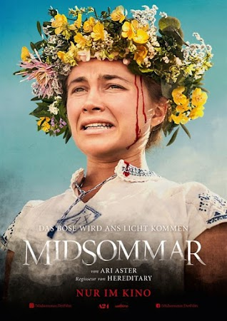 Watch Online Midsommar 2019 720P HD x264 Free Download Via High Speed One Click Direct Single Links At WorldFree4u.Com