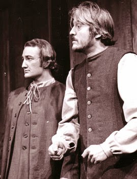 The Crucible by Arthur Miller, Meadowbrook Theater, 1970