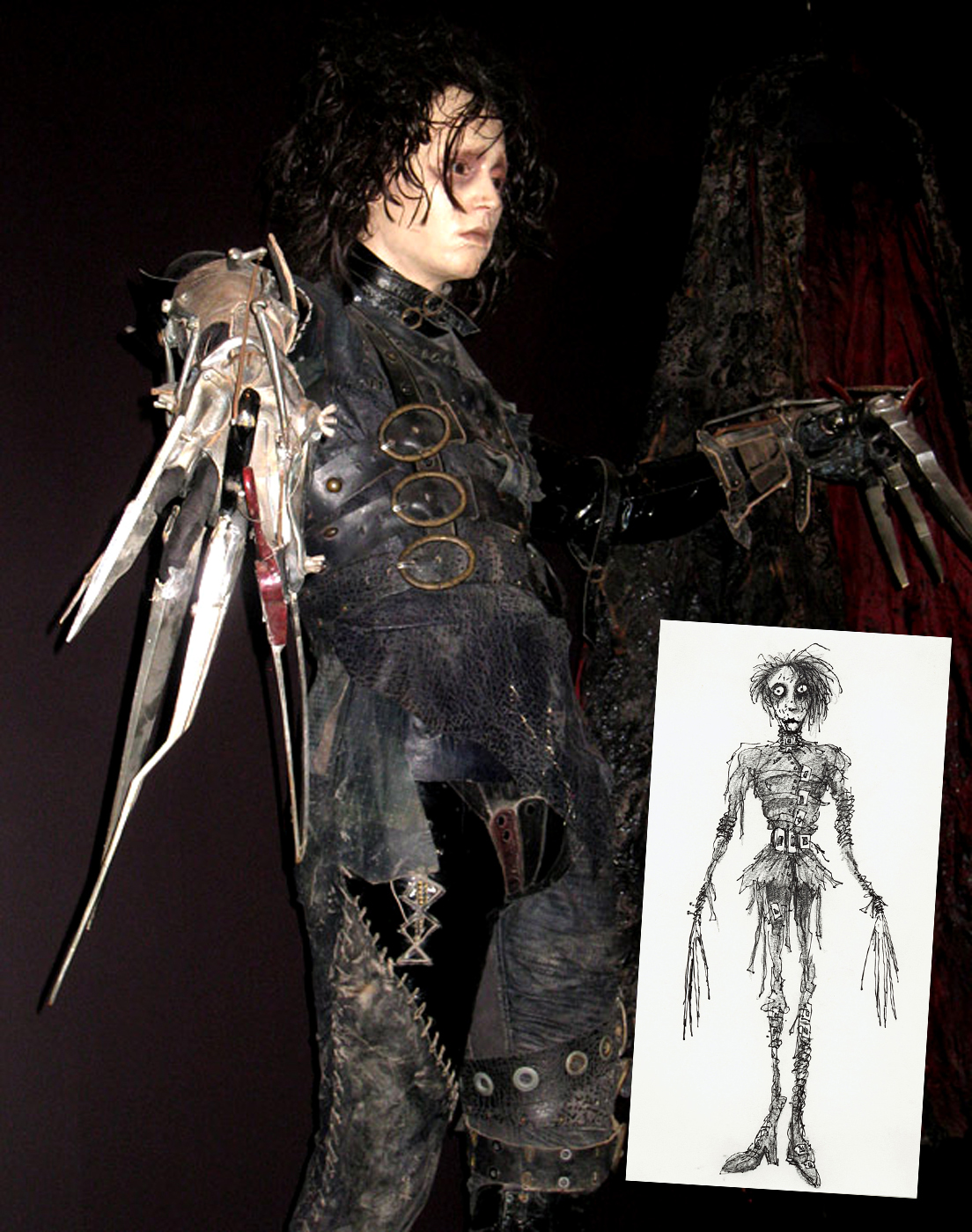 edward scissorhands film essay An essay by ann devine edward scissorhands directed by tim burton is a  variation of the classic horror theme exemplified by the story of frankenstein,  where a  even before viewing the film, one is aware that it is not a conventional  horror.