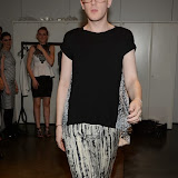 WWW.ENTSIMAGES.COM -    Lewis-Duncan Weedon    pre cat walk at        Stella McCartney Foundation Event at Louise Blouin Building 3 Olaf Street London September 24th 2013                                             Photo Mobis Photos/OIC 0203 174 1069