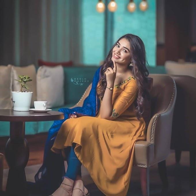 South Indian Actress Krithi Shetty