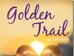 Review: Golden Trail (The 'Burg #3) by Kristen Ashley
