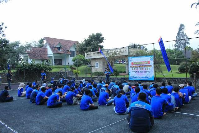 Karang Taruna Unit RW 07 Kelurahan Medan Satria Gelar LKKT