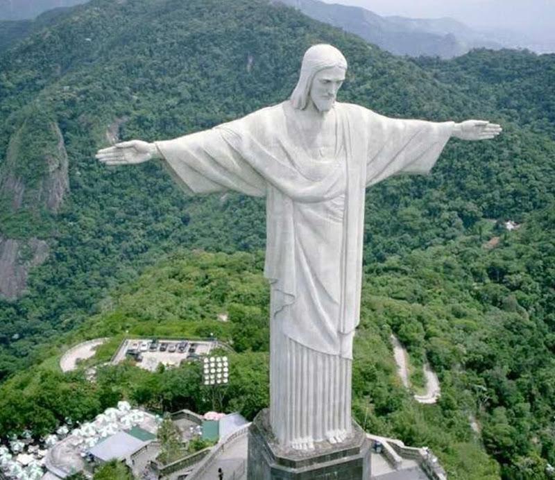 Rio de Janeiro Statue of Christ - Brazil