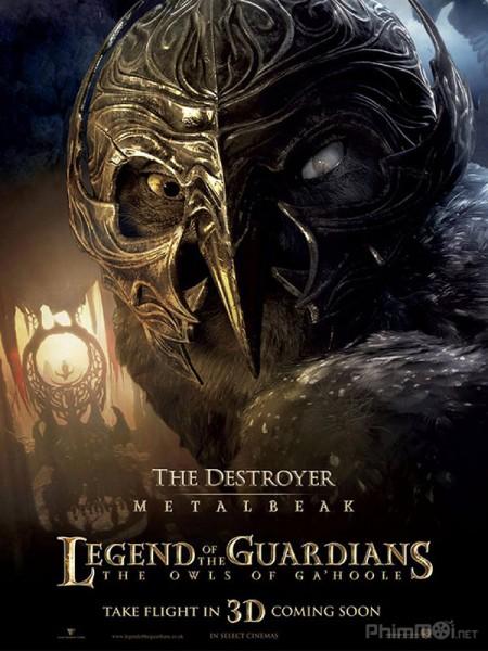 Hộ Vệ Xứ Ga'Hoole - Legend of the Guardians: The Owls of Ga Hoole (2010)