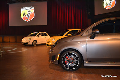 Fiat 500T bumper cover