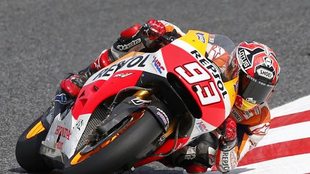 Tes Latihan Bebas MotoGP Austin ..Marquez TERCEPAT !