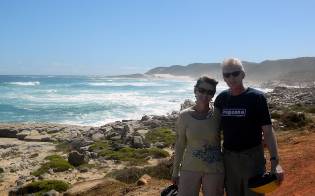 Cycling to Cape of Good Hope