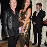 OIC - ENTSIMAGES.COM - Damien Hirst and  Katie Keight at the  WeKoKo.com Launch Party at the Sketch Club in London 13th April 2016Photo Mobis Photos/OIC 0203 174 1069