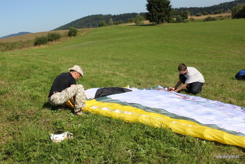 Szkolenia paralotniowe Sierpień 2011 - IMG_7907.JPG