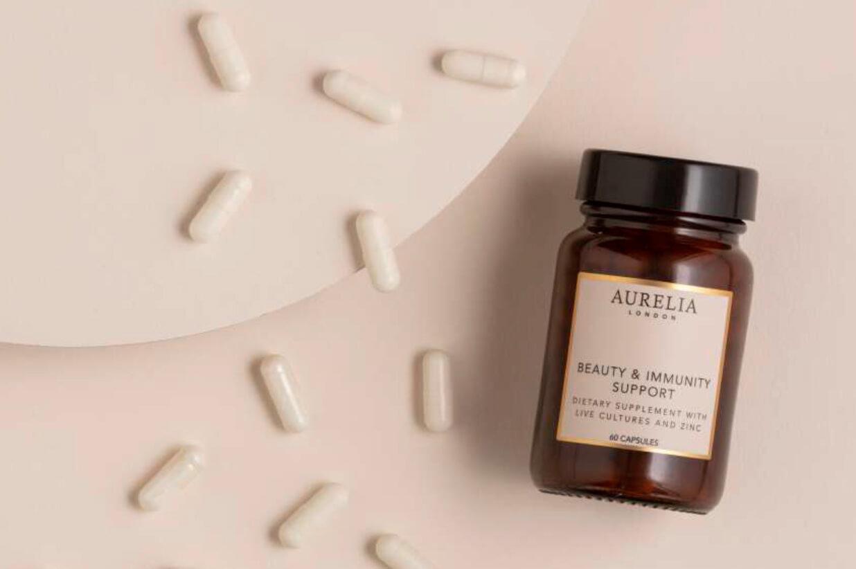 Aurelia London Probiotiques Compléments Alimentaires