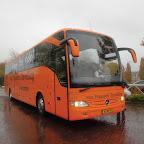 Mercedes Tourismo van Van Fraassen Travelling bus 495